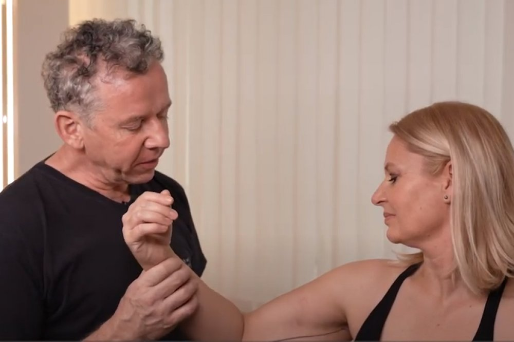 Fettabsaugung an den Oberarmen bei Lipödem